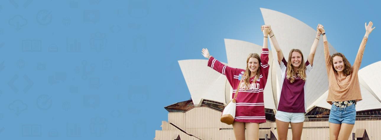 High school study abroad ?