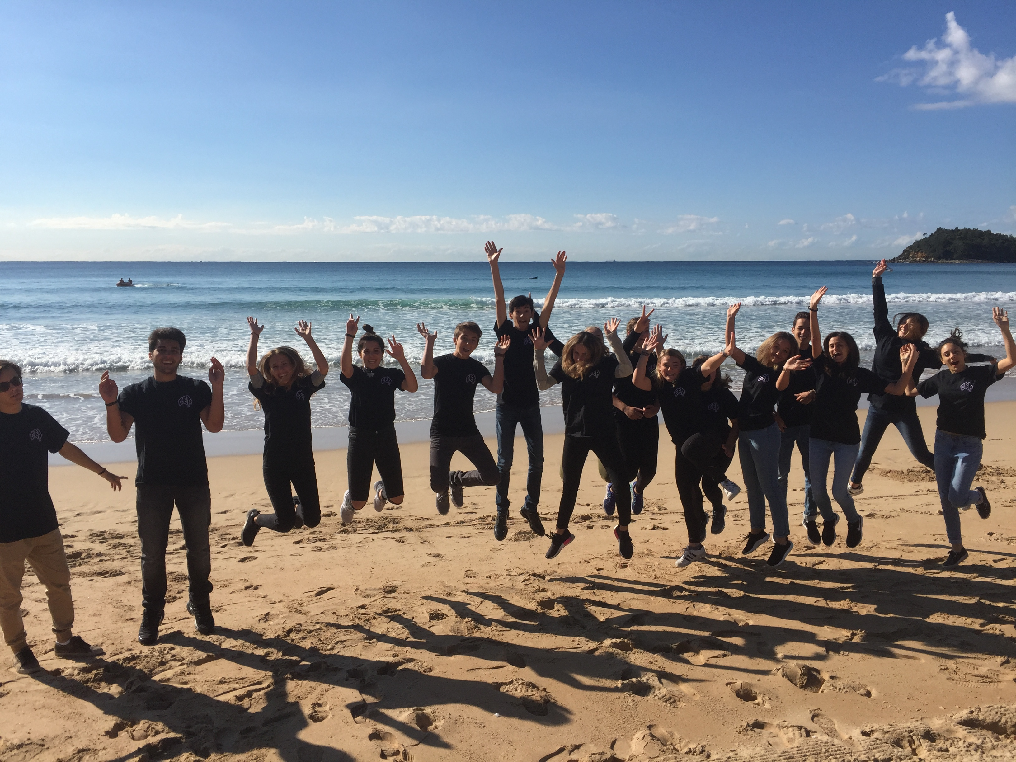 Campus Education Study Abroad