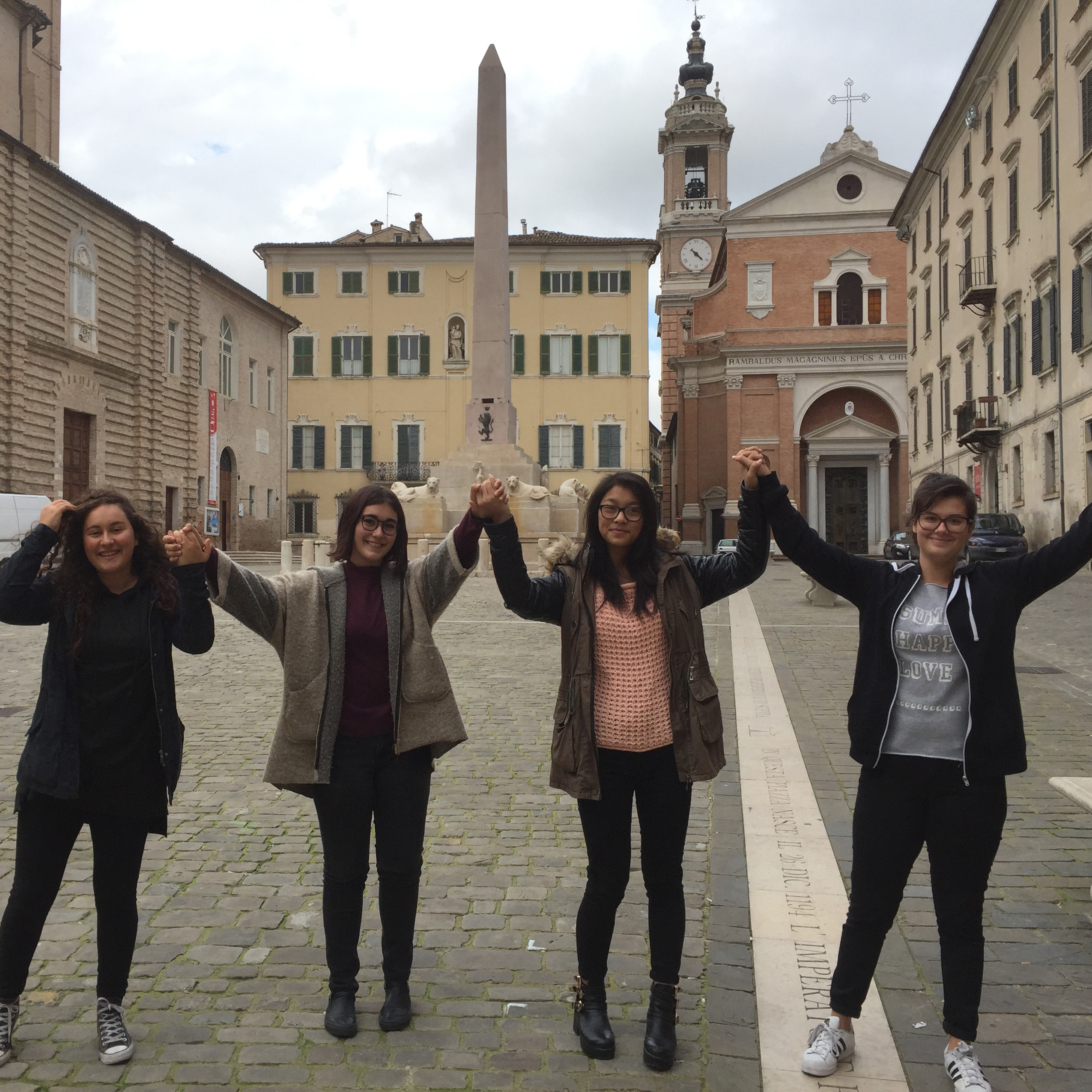 Document your Study Abroad Program